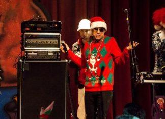company holiday party, santa hat, funny christmas, funny holiday