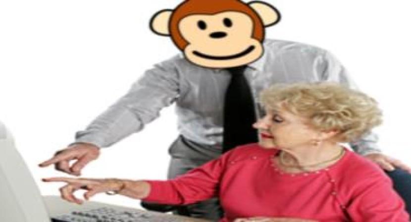 tech support monkey 630