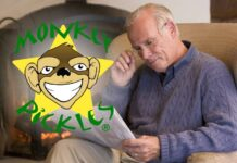 Be More Awesome By Reading Monkey Pickles