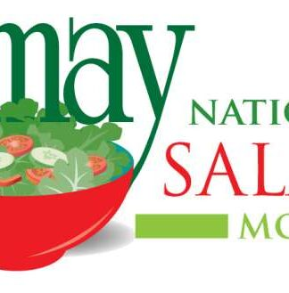National Salad Month - Zero Calories