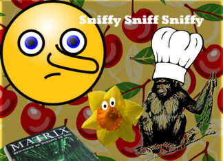 5 Things That Should Be Scratch & Sniff