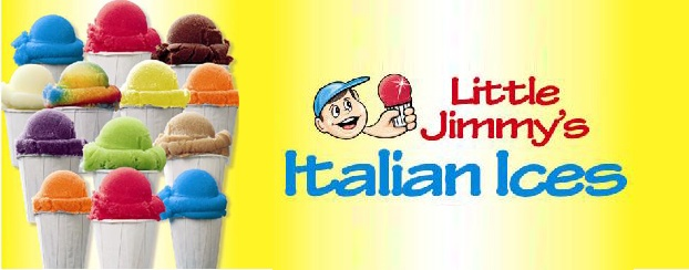 Little Jimmy's Italian Ice – Mmmmm Delicious!