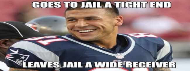 aaron hernandez football player