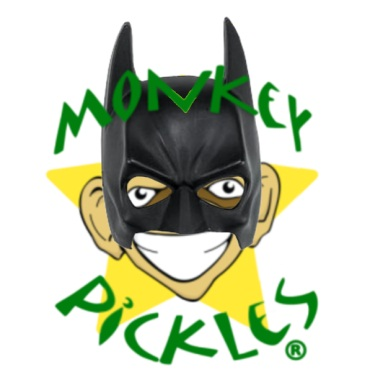 Bat Dad Monkey Pickles