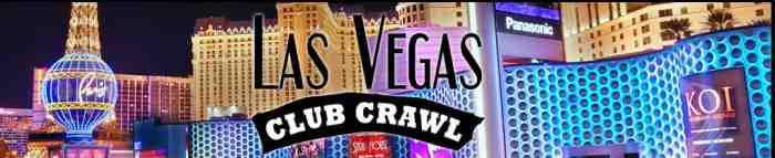 Las Vegas Club Crawl - Las Vegas Events
