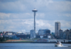 Seattle, Coast, space needle,