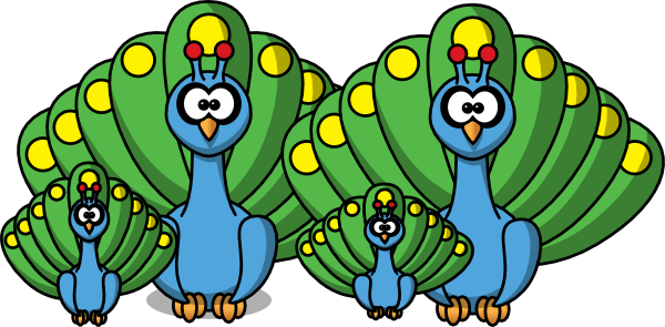 family, turkey, thanksgiving, relatives