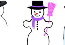 Froze, Snowman, Monkey Pickles