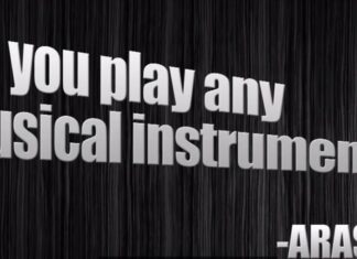 Musical Instruments – Ask A Ninja