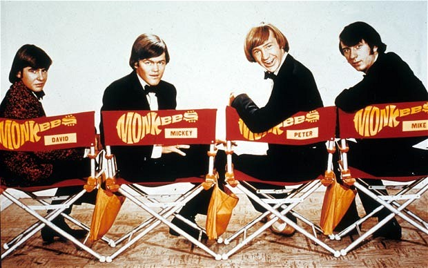 Monkey Photos Monkees Band