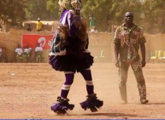 Dancing Man - Viral Video