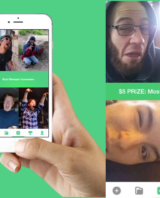 Try Pickle - Funny Selfies
