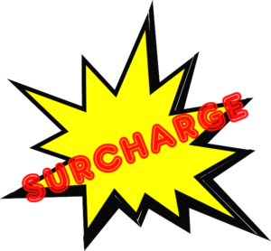 01 SURCHARGE