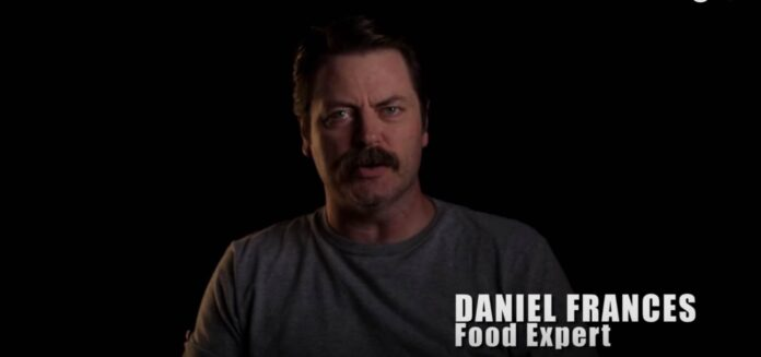 Nick Offerman - Pizza Farm