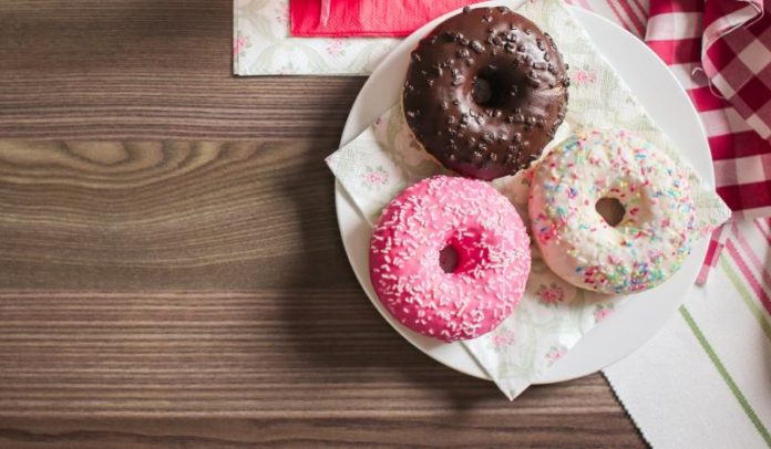 national donut day june 3