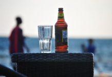 kick beer bottle, drink beer, apocalypse, urban wasteland