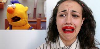 Monkey Pickles, Cool People, Miranda Sings, reacting to don't hug me I'm scared