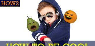 Annoying Orange, funny videos, funny people, cool people, how to be cool