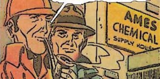 Sheerluck Jolmes, Sherlock Holmes, Cartoon Popovers, cartoons online, read cartoons online, read comics online