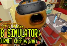 funny videos, cool people, Annoying Orange, Monkey Pickles, let's play, job simulator gourmet chef