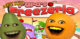 funny videos, cool people, Annoying Orange, Monkey Pickles, let's play