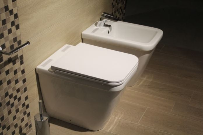 japanese toilet with sink.  How To Use A Bidet Toilet The Best Way