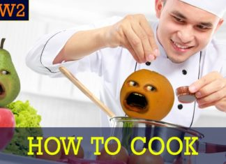 How to Cook! – Annoying Orange