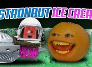 Annoying Orange – Astronaut Ice Cream!
