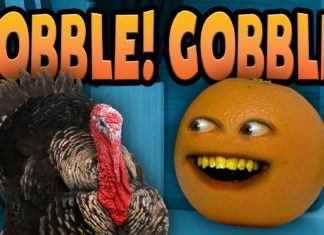 Annoying Orange – Gobble! Gobble!