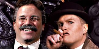 Theodore Roosevelt vs Winston Churchill – Epic Rap Battles of History