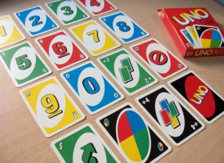 Uno Cards - Official Rules for Playing Uno Card Game