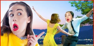 Miranda Sings performs a musical number straight out of La La Land! You can probably skip the movie after watching this BETTER version.