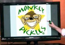 Monkey Pickles Meme Caption Contest