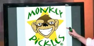 Monkey Pickles Meme Caption Contest