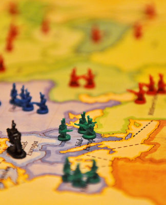 Dice Games, How To Play Risk, Risk Game, War Game, Strategy Game, Conquest Game, Board Games,