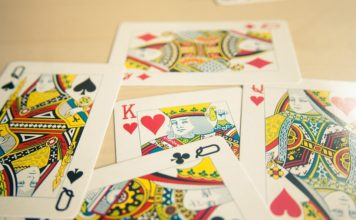 Card Deck, Queens, Kings, Card Games, How To Play Pinochle, Pinochle Game