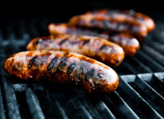Sausages, BBQ, Barbecue
