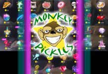 Live Me Giveaway Monkey Pickles