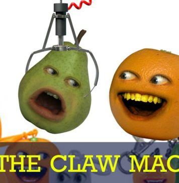HOW2 Win the Claw Machine Annoying orange