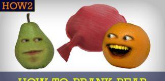 Annoying Orange HOW2