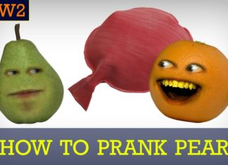 Annoying Orange HOW2