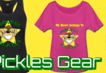 Monkey Pickles Gear, Monkey Pickles Spreadshirt, Official Monkey Pickles, Monkey Pickles Shirts