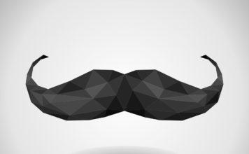 Mustache, Hipster Jokes