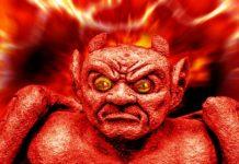 Devil satan hell